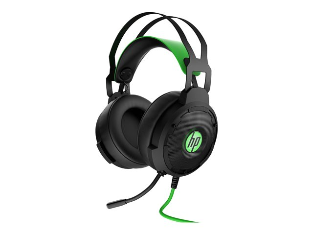 HP Pavilion Gaming 600 - Headset - full size - wired - black