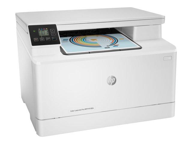 HP Color LaserJet Pro MFP M180n - multifunction printer